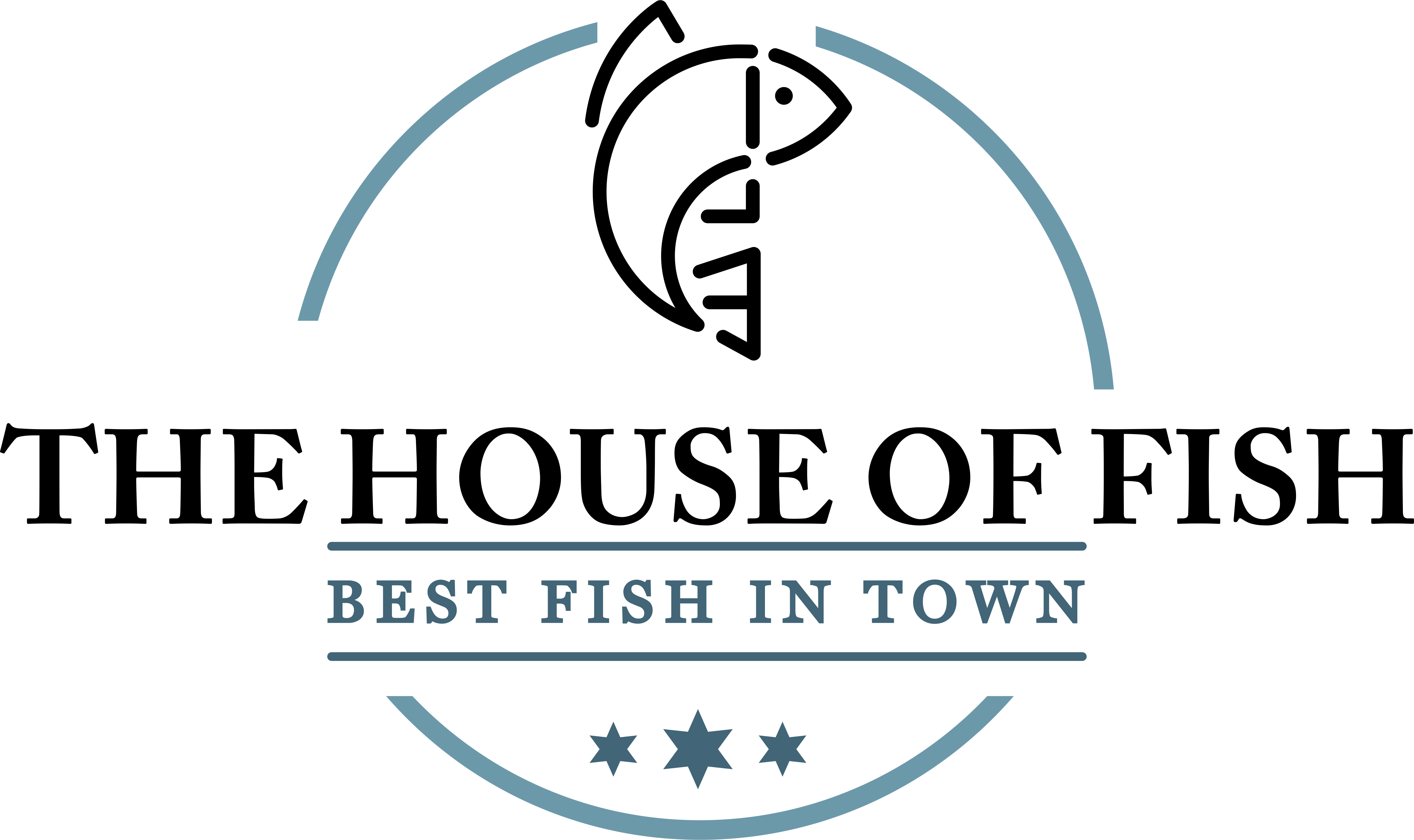 THE HOUSE OF FISH